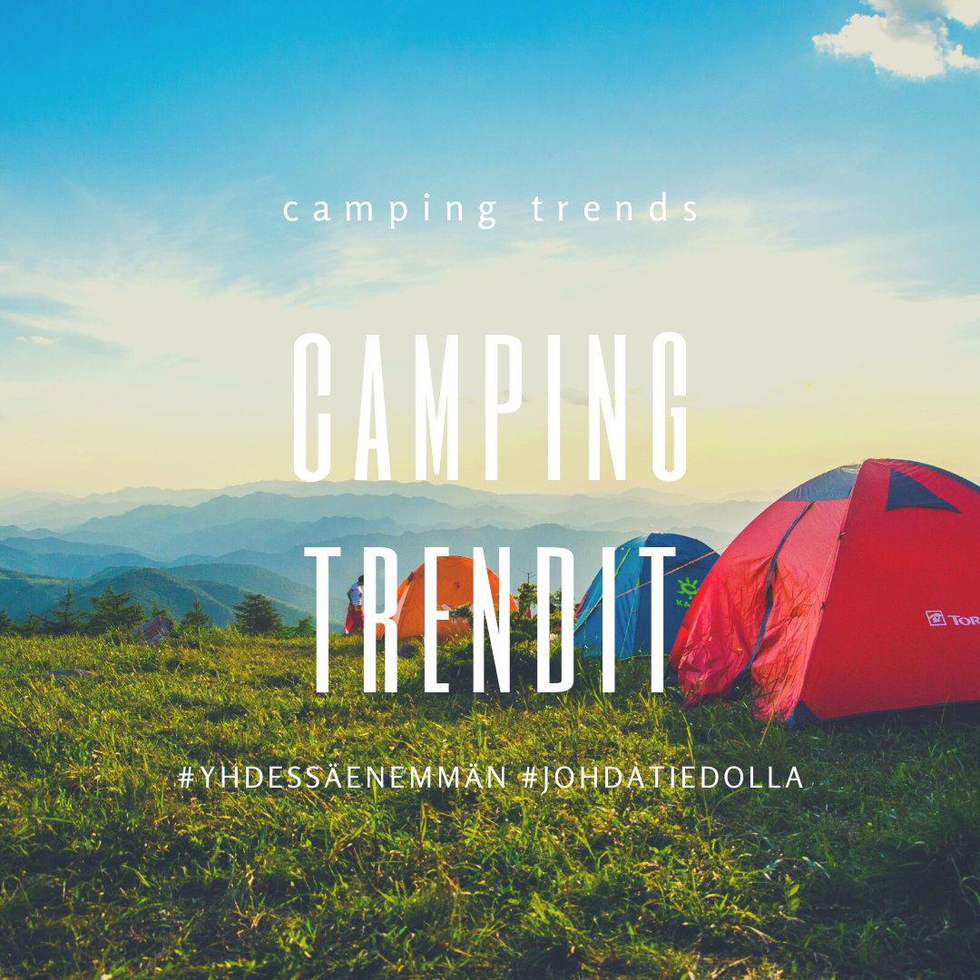 Benchmarking Alliance Camping Trends - leirintäaluetrendit