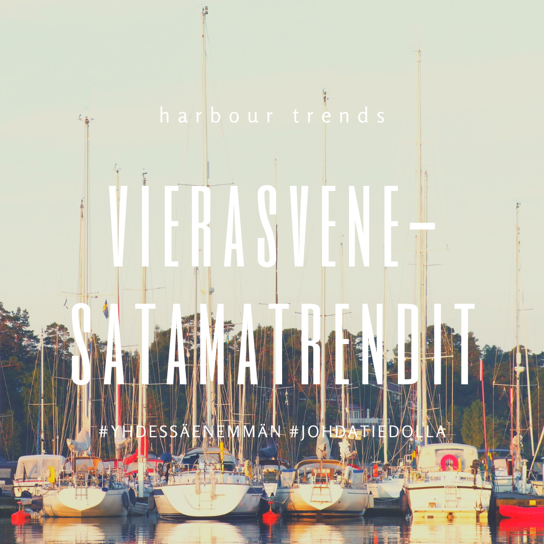 Benchmarking Alliance Harbour Trends - vierasvenesatamatrendit